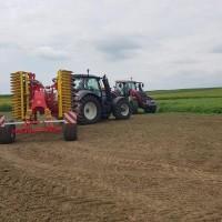pokaz funkcjonalności maszyn rolniczych