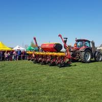 wystawa na dniach kukurydzy